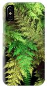 New Ferns IPhone Case