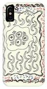 New Mexico Moon 4 IPhone Case