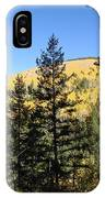 New Mexico Series - Autumn On The Mountain II IPhone Case