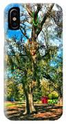New Orleans Sculpture Park IPhone Case