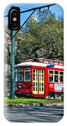 New Orleans Streetcar 2 IPhone Case
