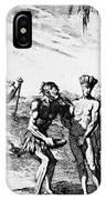 New World: El Dorado, 1727 IPhone Case