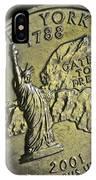 New York 2001 IPhone Case