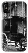 New York: Ambulance, 1895 IPhone Case