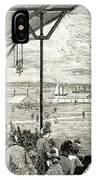 New York: Baseball, 1886 IPhone Case