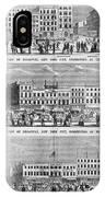 New York: Broadway, 1851 IPhone Case