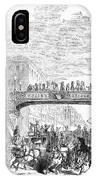 New York: Broadway, 1852 IPhone Case