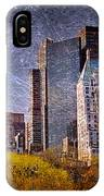 New York Buildings IPhone Case