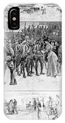 New York: Camp Wikoff, 1898 IPhone Case