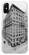 New York City - Western Union Telegraph Building IPhone Case