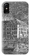 New York: Fire Of 1835 IPhone Case