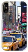 New York Gridlock IPhone Case