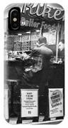 New York: Restaurant, 1948 IPhone Case