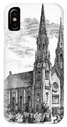 New York: St. Georges IPhone Case