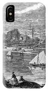New York State: Hotel, 1862 IPhone Case