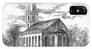 New York: Trinity Church IPhone Case