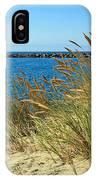 Newport Bay In Oregon IPhone Case