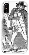 Newsboys, 1854 IPhone Case