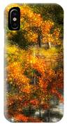 Niels' Third Pond IPhone Case