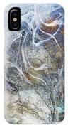 Night Blizzard IPhone Case