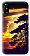 Night Falls IPhone Case