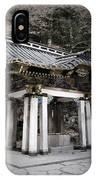 Nikko Architecture IPhone X Case