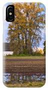Nisqually Wildlife Refuge P19 IPhone Case