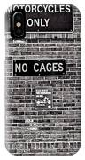 No Cages IPhone Case
