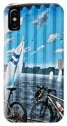 No Fossil Fuels Required IPhone Case