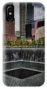 North Tower Memorial IPhone Case