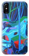 North Woods River 2 IPhone Case