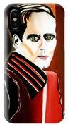 Nostradamus Of The Future IPhone Case