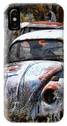 Not Herbie The Love Bug IPhone Case