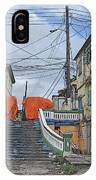 Not The Spanish Steps IPhone Case