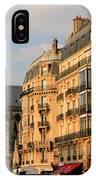 Notre Dame De Paris 3 IPhone Case