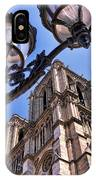 Notre Dame Tower IPhone Case