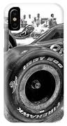 Number 16 Indy IPhone Case