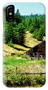 Nw California Country Road IPhone X Case
