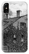 Nyc: Farmhouse, 1698 IPhone Case