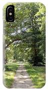 Oak Forest IPhone Case