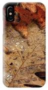 Oak Leaf 1 IPhone Case
