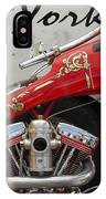 Occ Fdny Motorcycle IPhone Case