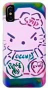 Occupy Kitty IPhone Case