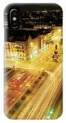 Oconnell Street, Dublin City, Dublin IPhone Case