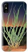 Ocotillo IPhone Case