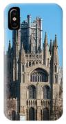 Octagon Tower  IPhone Case