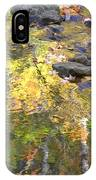 October Colors Reflected IPhone Case