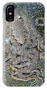Octopus On The Seabed IPhone Case