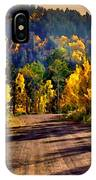 Off The Beaten Path IPhone Case