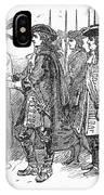 Oglethorpe At Savannah IPhone Case
